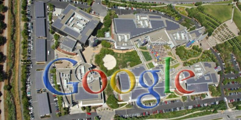 Les jeunes rêvent de travailler chez Google