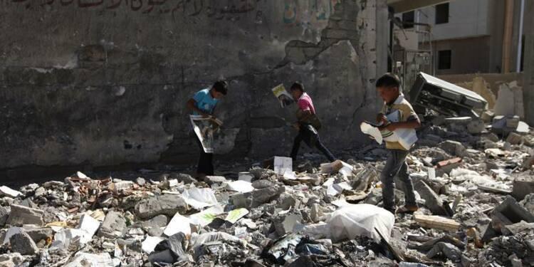 Au moins 93.000 morts en Syrie, selon les Nations unies