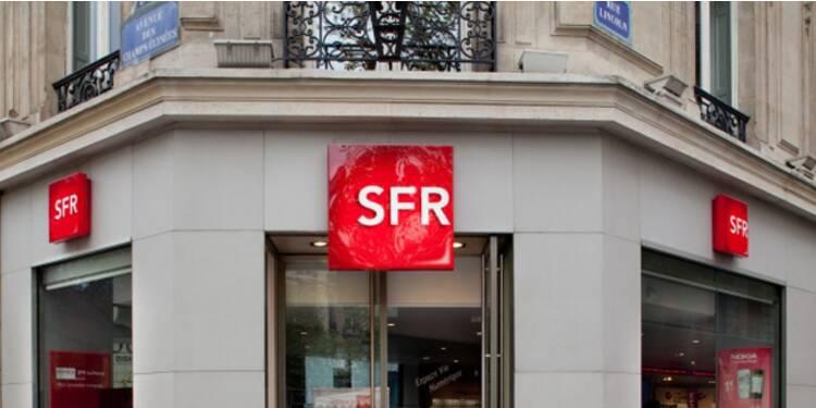 Bras de fer autour de SFR, le marché parie sur une victoire de Bouygues