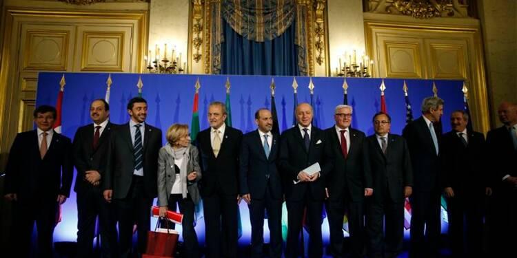 """Les """"Amis de la Syrie"""" invitent la CNS à participer à Genève II"""