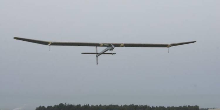 L'avion solaire Solar Impulse près d'achever sa traversée des Etats-Unis