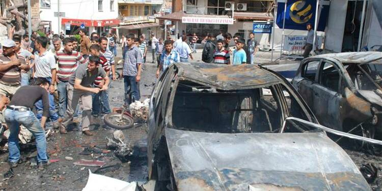 Attentats meurtriers à la voiture piégée à Reyhanli en Turquie