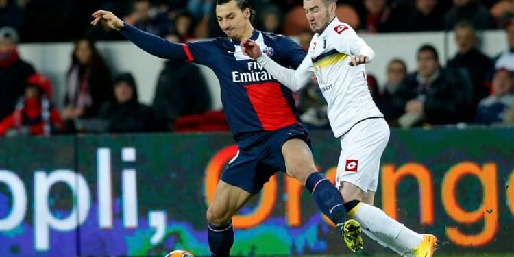 Ligue 1: le PSG rectifie le tir contre Sochaux