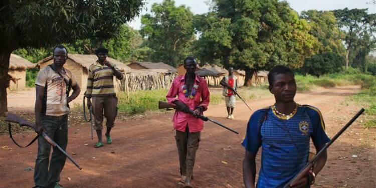 La France assurera une mission de sécurisation en Centrafrique