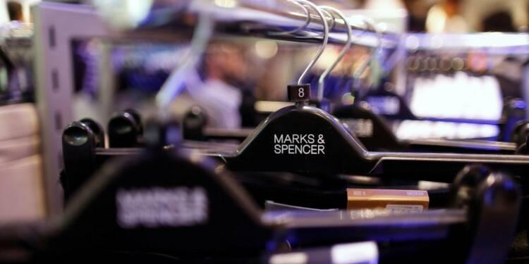 Marks & Spencer montre des signes d'amélioration