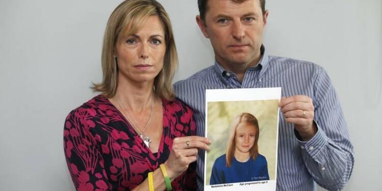 Un nouvel élément sur la disparition de Madeleine McCann