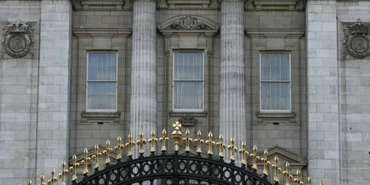 Deux hommes arrêtés après une intrusion à Buckingham Palace
