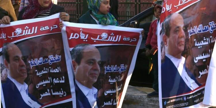 Premier tour de la présidentielle les 26 et 27 mai en Egypte