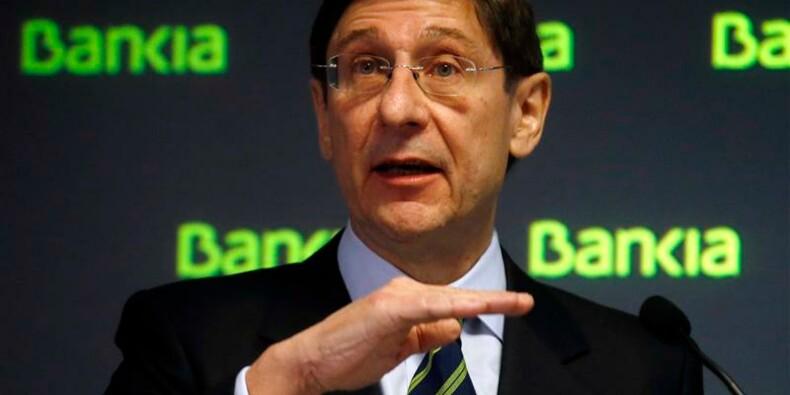 Bankia discute avec des candidats au rachat de la part de l'Etat