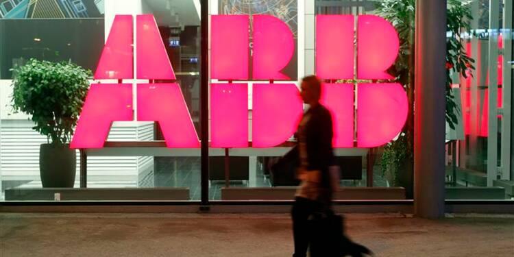 ABB annonce que sa division énergie va manquer ses objectifs