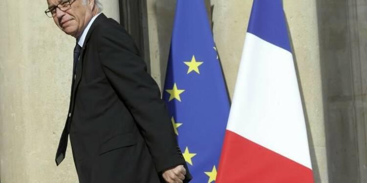 François Rebsamen appelle le patronat à jouer le jeu du dialogue