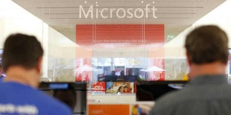 Microsoft à son tour victime d'une cyberattaque