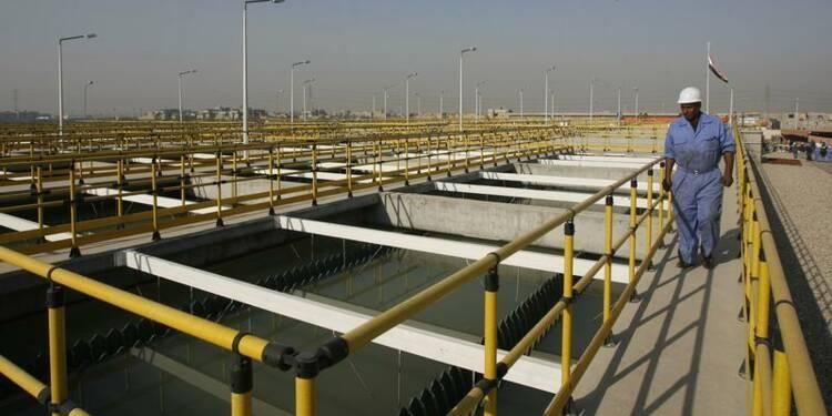 Veolia retenu pour une usine de dessalement d'eau en Irak