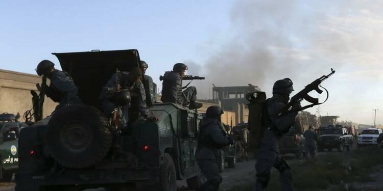 Six morts dans l'attaque d'un dépôt de l'Otan à Kaboul