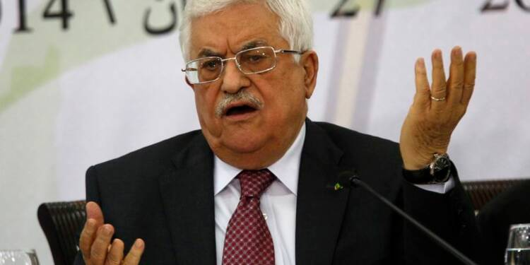 L'Holocauste, le plus abominable des crimes, dit Mahmoud Abbas