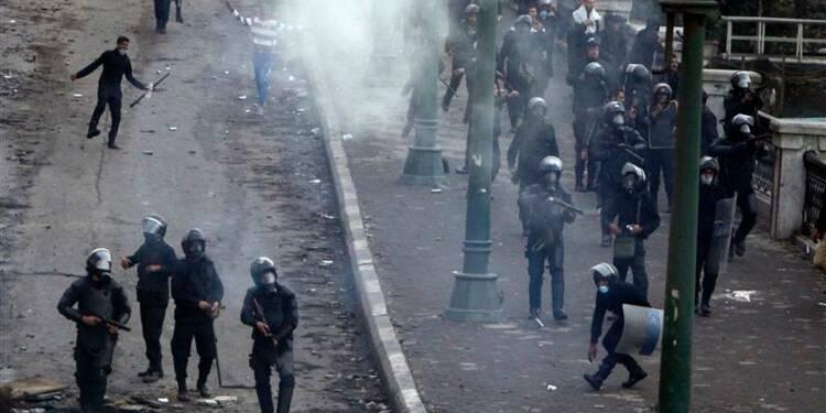 L'armée égyptienne met en garde contre un effondrement de l'Etat