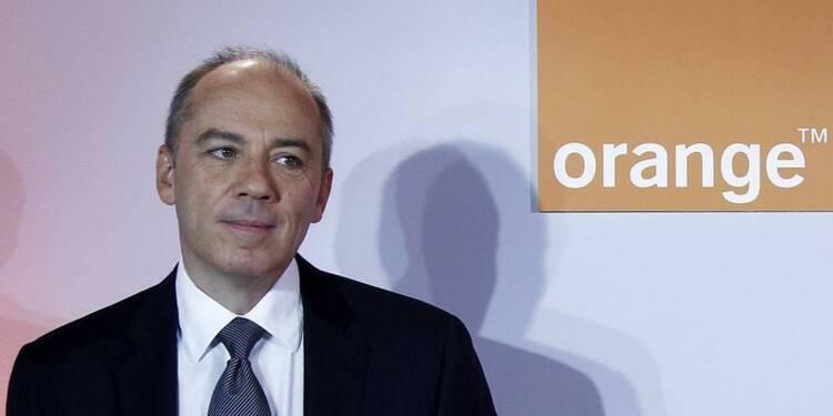 Le C.A. d'Orange confirme Stéphane Richard à son poste