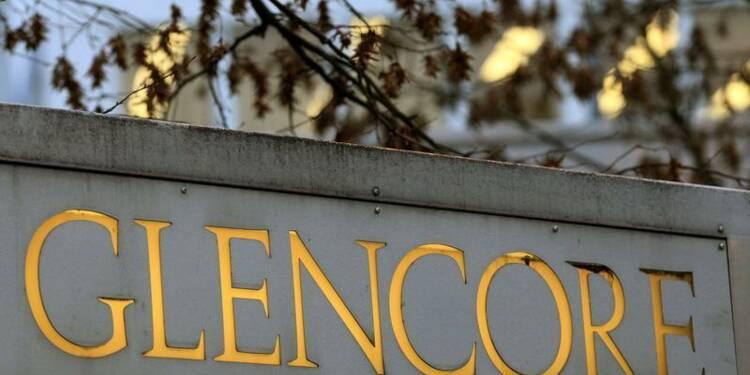 Accord conditionnel de Pékin à la fusion Xstrata-Glencore