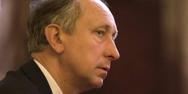 Sanction requise contre l'ex-procureur Philippe Courroye