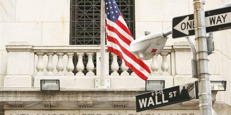 Wall Street ouvre en baisse après la Chine et les résultats