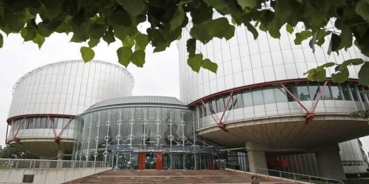 Des trafiquants de drogue font condamner la France à Strasbourg
