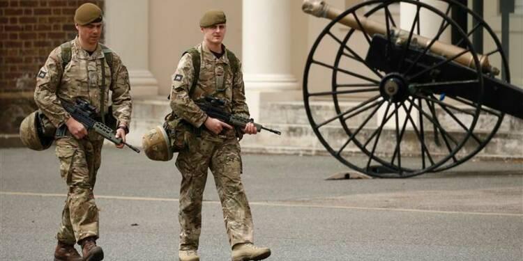 Un soldat britannique tué à Londres, peut-être un acte terroriste