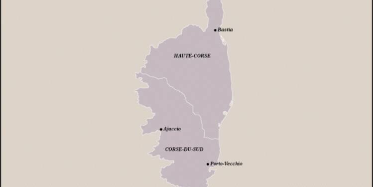 Corse (15ème) : l'île surfe sur la vague du tourisme et des grands travaux