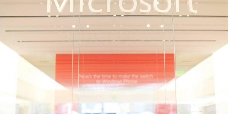 Le Danemark réclame des arriérés d'impôts à Microsoft