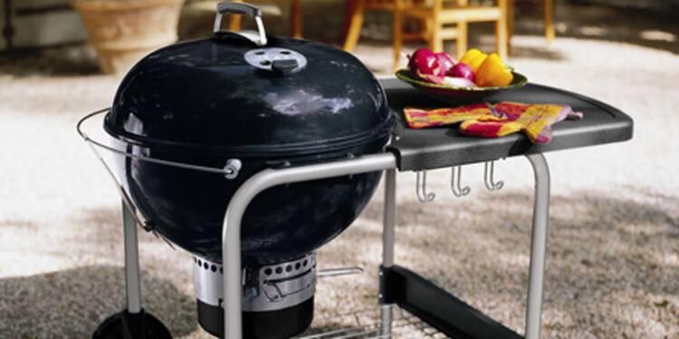Les recettes imparables des barbecues Weber