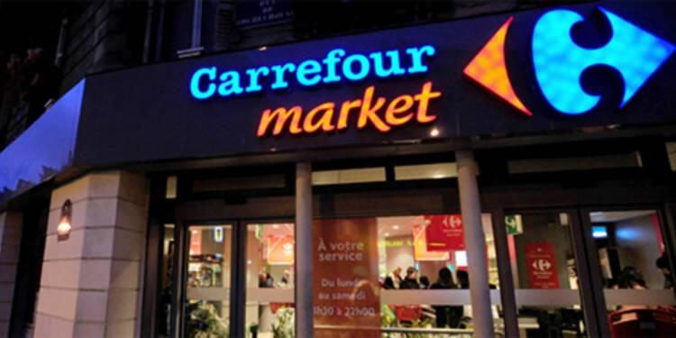 Carrefour Market : le nouveau champion  des supermarchés