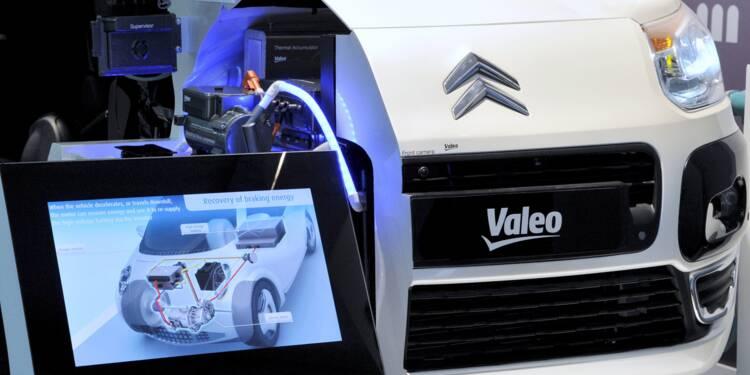 Comment Valeo est revenu dans la course à l'innovation