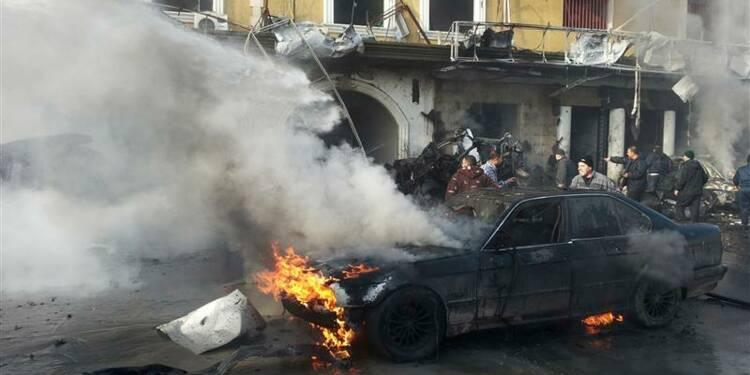 Attentat à la voiture piégée au Liban, au moins trois morts