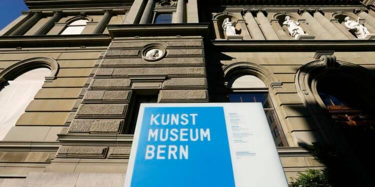 La collection de Gurlitt léguée au Musée des Beaux-Arts de Berne