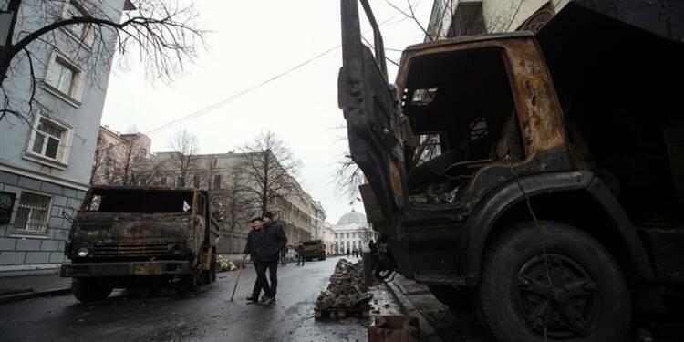 Premiers mandats d'arrêt en Ukraine contre le camp Ianoukovitch