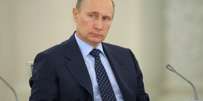 Dans la crise ukrainienne, Vladimir Poutine maîtrise le temps