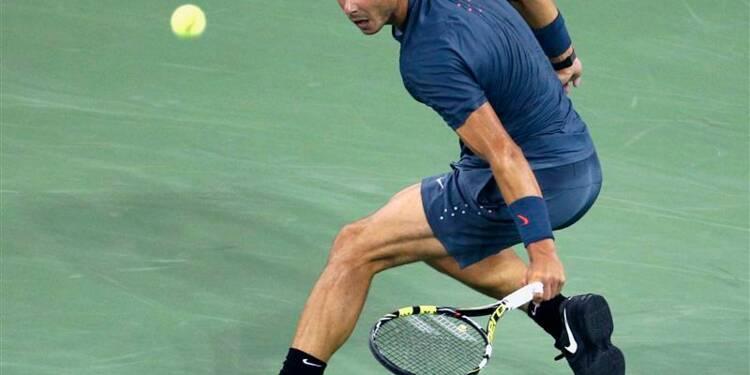 US Open: Nadal passe en quart de finale