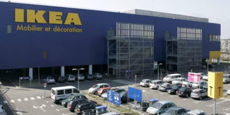 Ikea cache bien son extrême standardisation