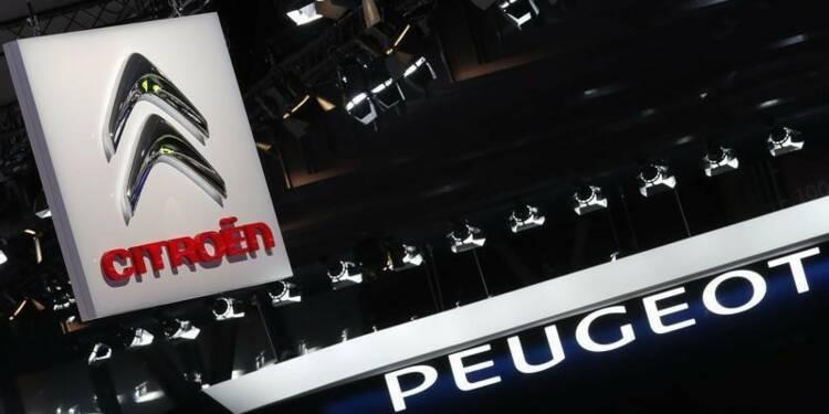 PSA Peugeot Citroën remanie ses marques