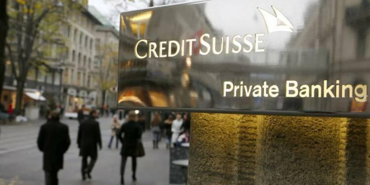Credit Suisse trouve un accord financier avec la SEC