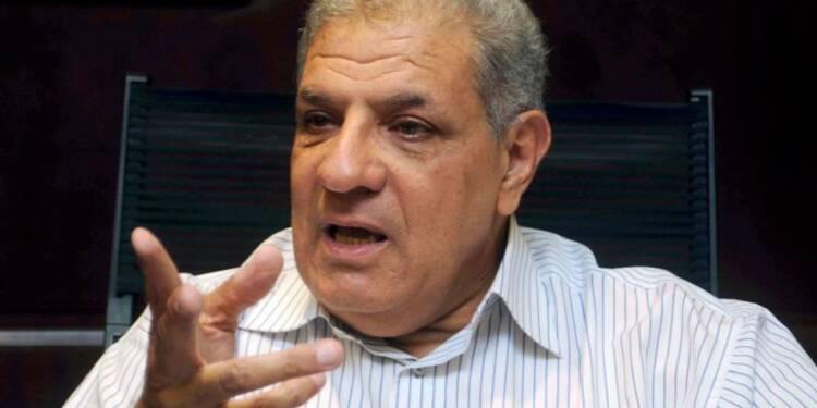 L'ex-ministre du Logement désigné Premier ministre en Egypte