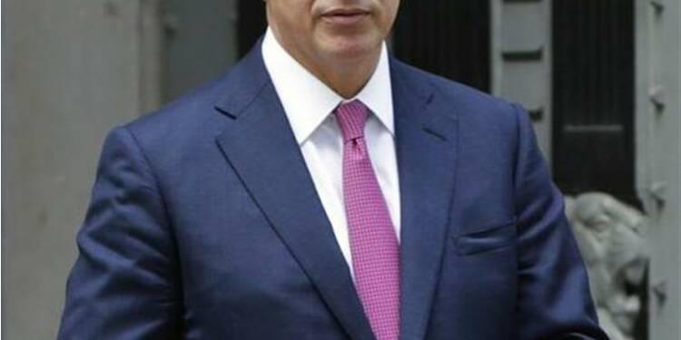 Le PDG de JPMorgan reçu au département de la Justice