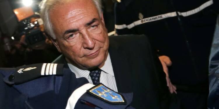 DSK renvoyé en correctionnelle pour proxénétisme