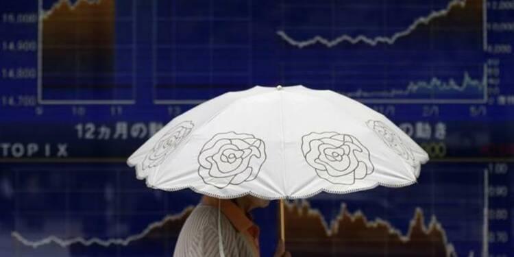 Un rapport souligne le risque lié à la dette japonaise
