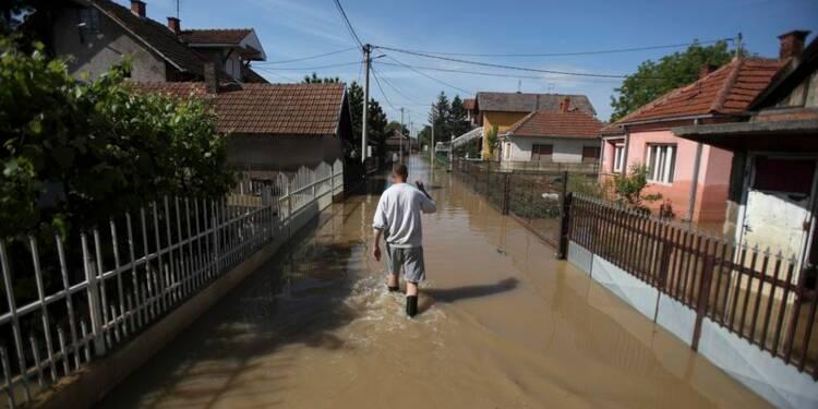 Trois jours de deuil en Serbie après les inondations meurtrières