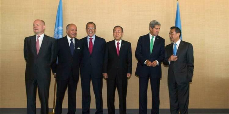 La délégation russe dément tout accord sur la Syrie à l'Onu