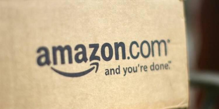 Amazon passe à l'offensive dans l'alimentaire en ligne
