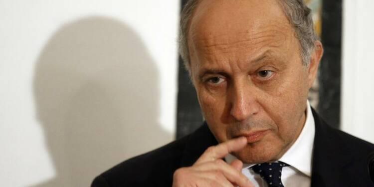 Fabius n'exclut pas un vote au Parlement sur la Syrie