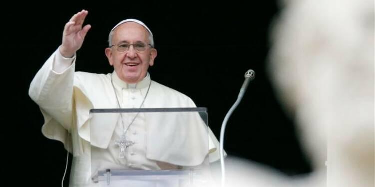 """Le pape en """"pèlerinage en Terre sainte"""" en mai"""
