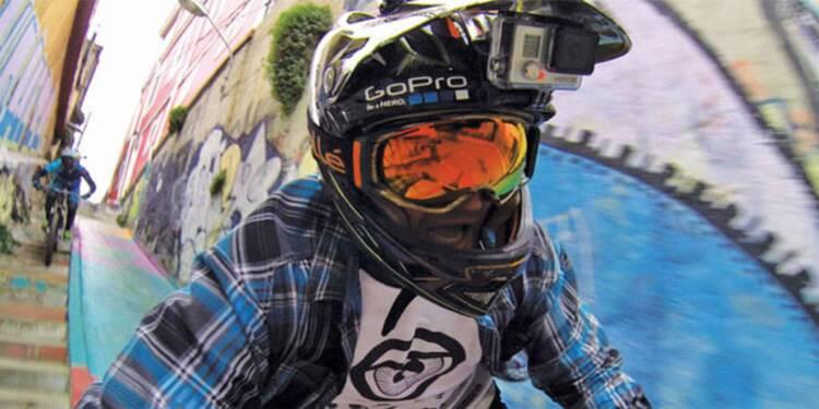 Le fabricant de caméras antichoc GoPro veut se frotter à Wall Street