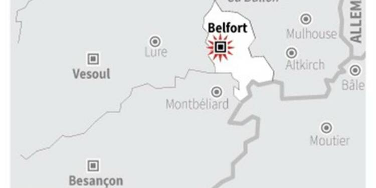 Triple meurtre à Belfort, un suspect en garde à vue